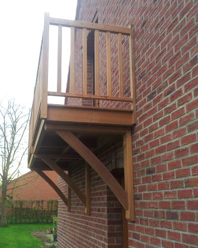 Mch Menuiserie Exterieur Terrasse Et Balcon En Bois A Nomain